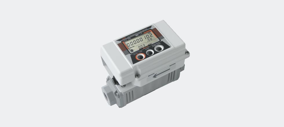 Ultrasonic Flow Meter For Fuel Gas Control | UX | Aichi Tokei Denki