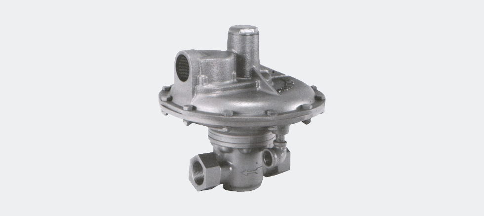 Pressure reducing valves A-H Photo