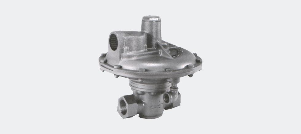 Pressure reducing valves A-H Photo