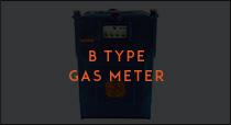 B type gas meter