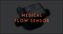 Medical flow sensor