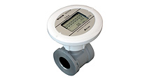 Air ultrasonic flowmeter