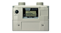 Ultrasonic gas meter