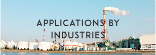 APPLICATIONS BY INDUSTRIES